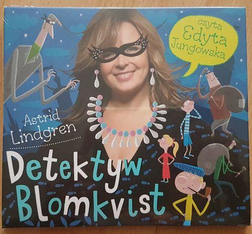 Detektyw Blomkvist audiobook