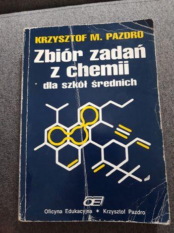 Zbiór zadań z chemii KRZYSZTOF PAZDRO