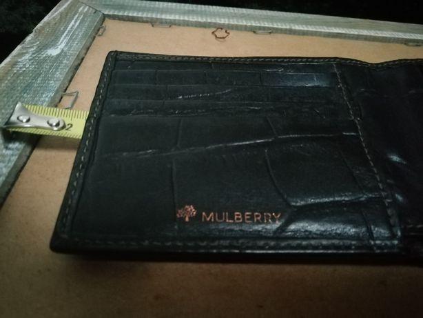 Portfel męski Mulberry używany