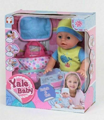 Пупс интерактивный , кукла, 5 функций, пупсик
