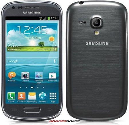 Samsung Galaxy S3 mini GT-I8200 titanum grey Идеальное состояние