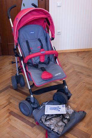 Візок, коляска Chicco multiway evo, каляска ,прогулка
