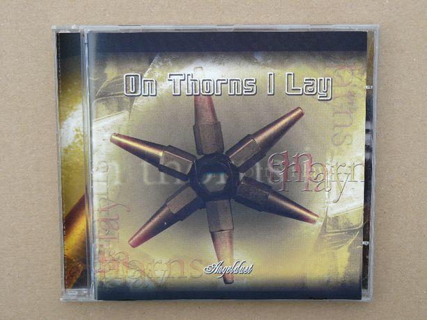 cd On Thorns I Lay - Angeldust 2002 Empire Records SuperstaN