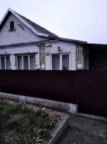 Меняю  дом на Керченской  в Каменском