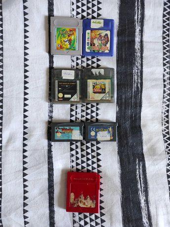 Jogos GameBoy Color e GameBoy Advance