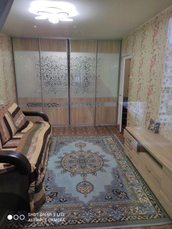 Сдача 2-х ком.квартиры от хозяина(оплата отопления-50%)Днепродорога 83