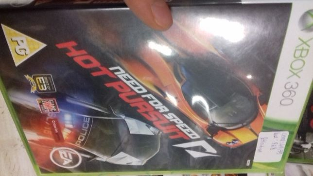 Need for speed hot pursuit xbox 360, sklep