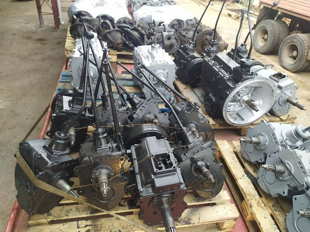 Коробка передач редуктор КПП Зил 130 131 Урал Газель Газ 53 3307 66