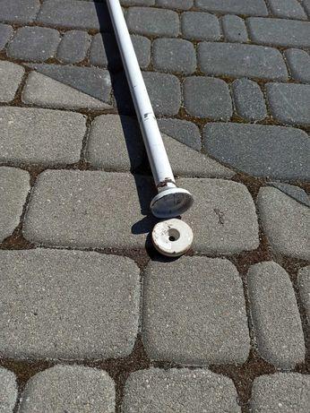 Drążek Rozporowy Do Podciągania Ćwiczeń 80cm Stal