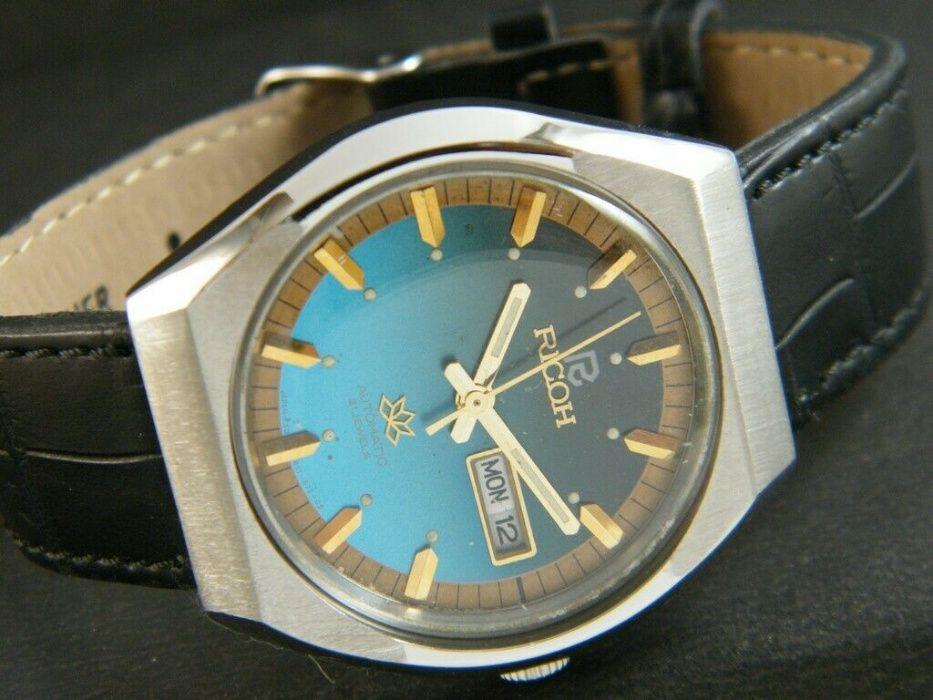 Zegarek Ricoh Japan vintage Częstochowa - image 1