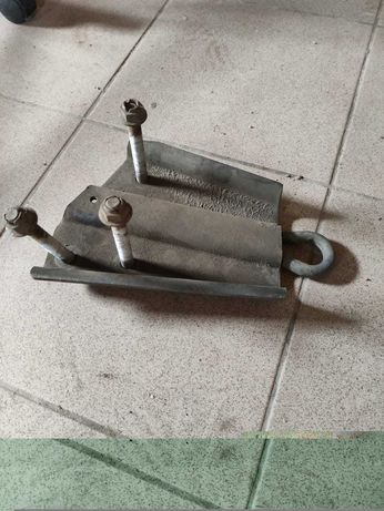 задний буксировочний крюк Sprinter 906 Crafter буксировочная петля