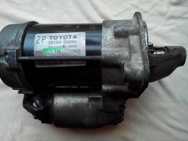 Стартер на Toyota Avensis