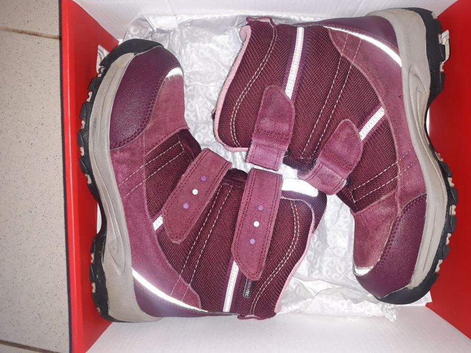 Reima зимние ботинки 33р на дев. Киев - изображение 1