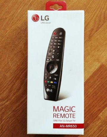 Oryginalny Pilot Magic TV LG AN-MR650 G6 E6 C6 B6 UH9500 UH8500 UH770