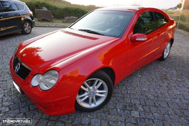 Mercedes-Benz C 220 CDi Evolution