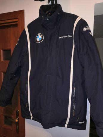 Zimowa oryginalna kurtka Puma BMW Gore-Tex