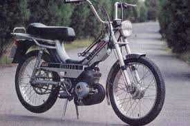 Mobiletes bike 50cc