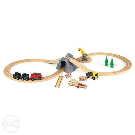 Brio (Брио) 33167 Деревянная железная дорога Шахта