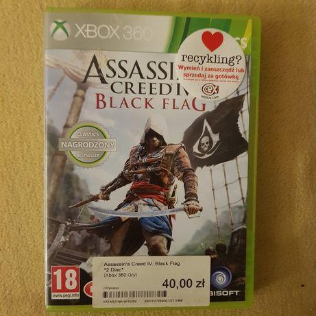 Assasyn creed 4 Black flag xbox 360 cd 2