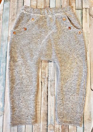 Nowe wełniane spodnie Reserved 98