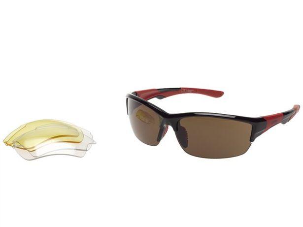 Oculos BTT, BERG, novos em caixa, lentes extras