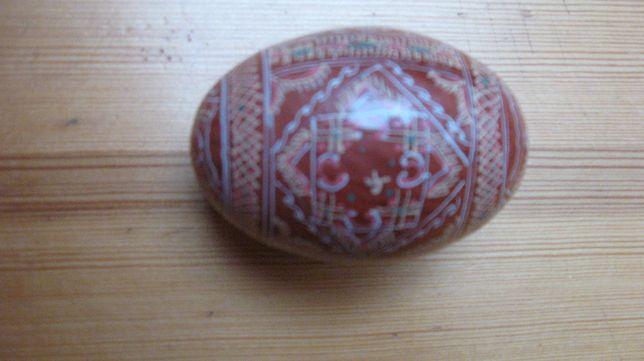 Drewniana PISANKA na Wielkanoc