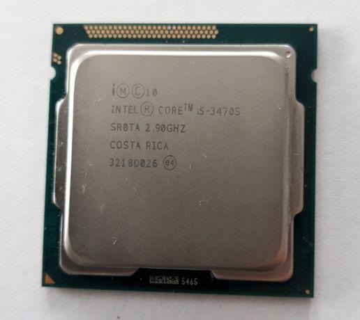Procesor i5-3470S + cooler