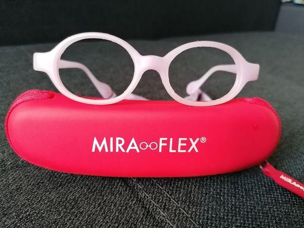 Oprawki / okulary dziecięce Mira Flex Baby lux 2-5 lat