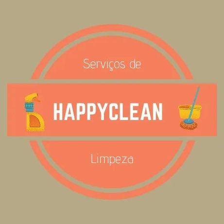 HappyClean - Serviços de Limpeza