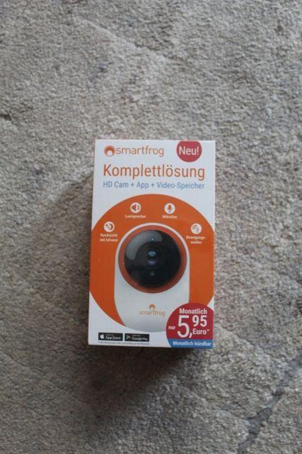 SMARTFROG WLAN HD IP- Kamera nadzorująca okazja nowa !