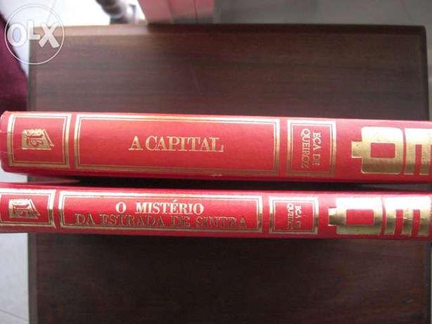 Vendo livros coleção Eça de Queiroz