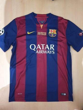 T-Shirt Oficial Barcelona Final Liga Campeões 14/15