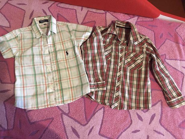 Две рубашки по оной цене.Рубашка тенисска Polo