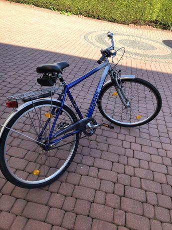 Rower miejski Mifa 28 kola rama 21