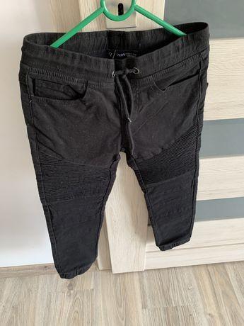 Spodnie Reporter 134 jak nowe