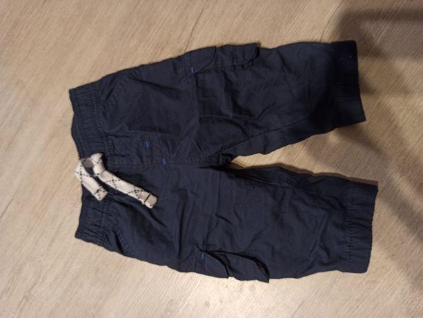 Тепленькие штанишки 3-6 мес