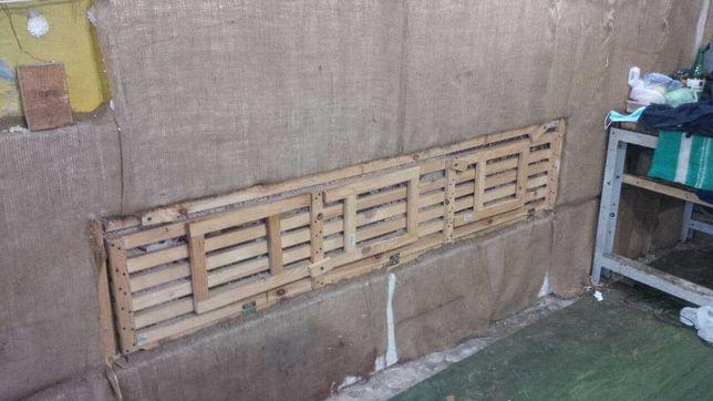 Складные лавки из дерева, для гаража, мастерской или дачи