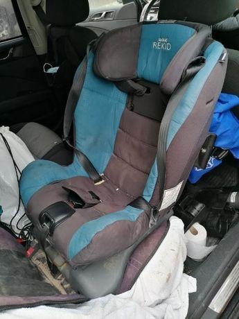 Axkid rekid minikid RWF fotelik samochodowy