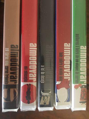 Coleção DVD's Almodovar