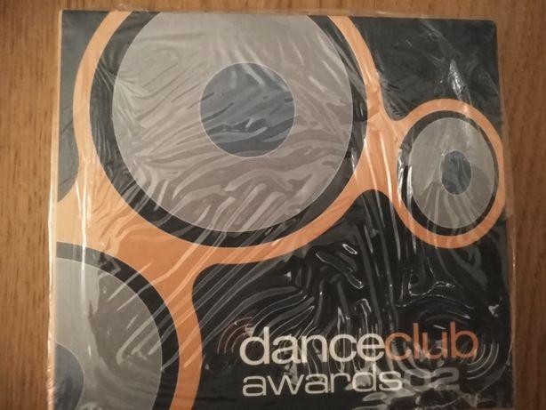 CD duplo Dance Club Awards 02 Novo