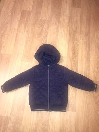 Демисезонная куртка курточка на мальчика 86 см