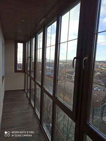Ремонт балконов,лоджий.