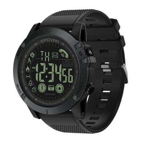SPOVAN Smartwatch 24-miesięczny czas czuwania 24-godzinny monitoring w