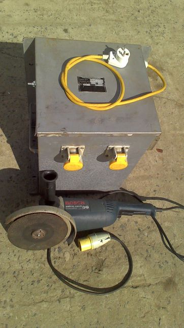 Transformator 240/110V