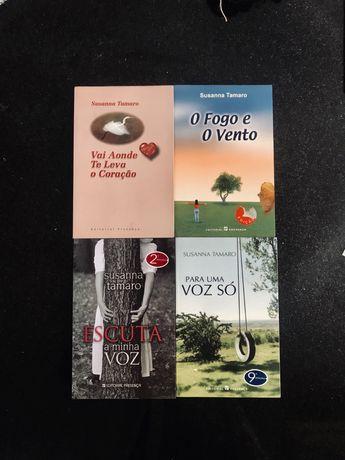 • Susanna Tamaro • 4 livros