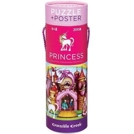 Puzzle + Poster - Palácio da Princesa