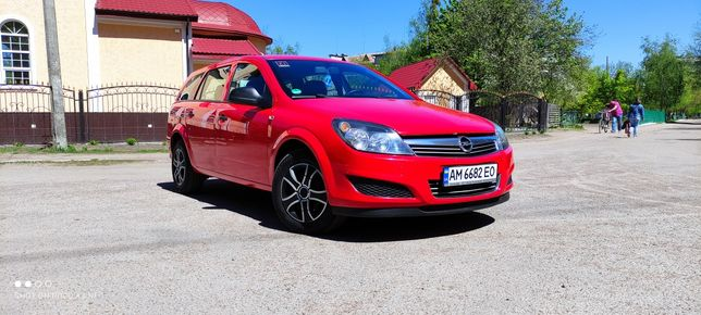 Продам Opel Astra H 1,7 eco flex