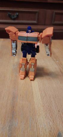 Робот машинка трансформер
