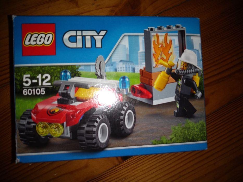 LEGO City strażak Wołów - image 1