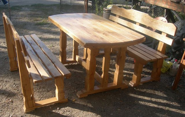 Столы скамейки комплекты мебель для сада кафе баров